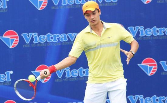Khát khao của Vũ Artem muốn cống hiến cho quần vợt Việt Nam