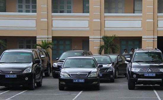 Nhiều Bộ, ngành, địa phương chưa báo cáo phương án xử lý xe công dôi dư