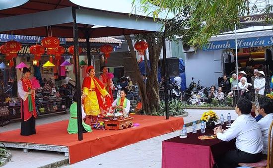 Vạn Phúc: Đẩy mạnh quảng bá du lịch tại làng nghề truyền thống