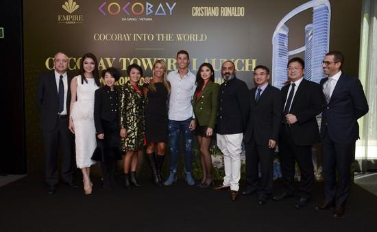 """Cristiano Ronaldo: """"Cocobay Towers – Nơi gặp gỡ của những con người trẻ đầy 'lửa', tài năng, tham vọng và sáng tạo"""""""