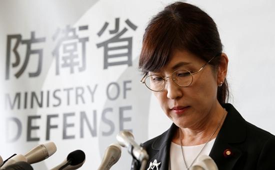 Bộ trưởng Quốc phòng Nhật Bản từ chức