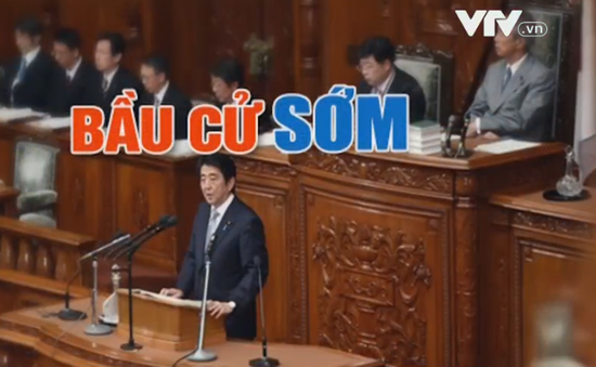 Thủ tướng Shinzo Abe để ngỏ khả năng bầu cử sớm, tương lai nào cho Nhật Bản?