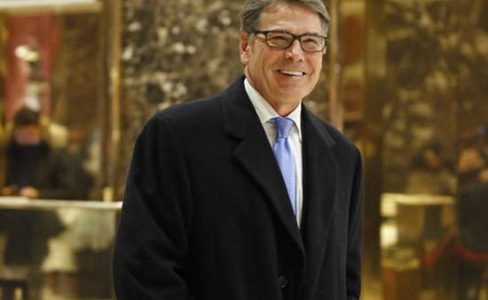 Mỹ có Bộ trưởng Năng lượng mới