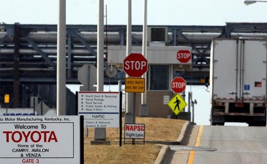 Toyota bắt tay Mazda xây nhà máy 1,6 tỷ USD tại Mỹ