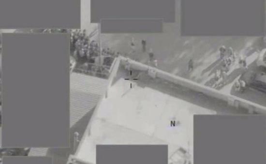 Không quân Anh kịp thời ngăn chặn vụ hành quyết của IS