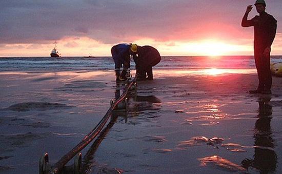 Dự kiến khắc phục xong sự cố đứt cáp quang biển trong ngày 27/3