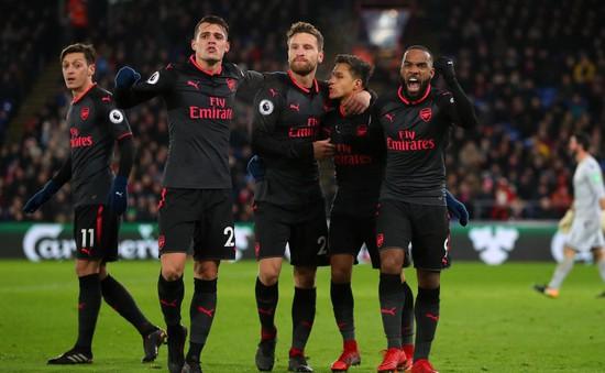 ẢNH: Nhìn lại vòng 20 giải Ngoại hạng Anh 2017/2018 qua những con số thống kê