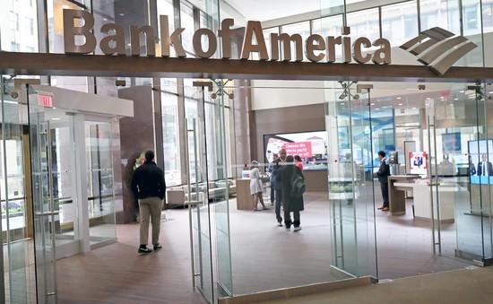 Mỹ: Cổ đông các ngân hàng lớn có xu hướng bán bớt cổ phiếu