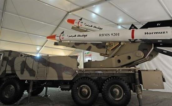 Iran thử thành công tên lửa hải quân