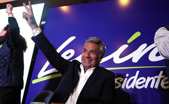 Tổng thống đắc cử Ecuador nhậm chức