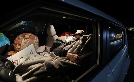 Gia tăng số người Mỹ phải sống trên ô tô