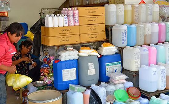 TP.HCM khuyến cáo người bán hóa chất sau vụ án ma túy lớn nhất nước