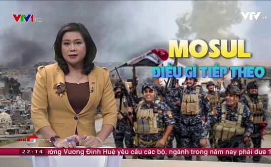 Chiến thắng Mosul có ý nghĩa như thế nào trong cuộc chiến chống IS?