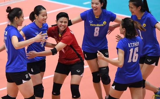 Ngân hàng Công Thương giành hạng 7 chung cuộc tại giải bóng chuyền các CLB châu Á
