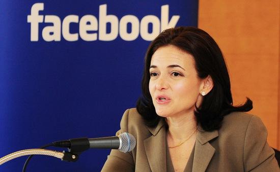 COO Facebook Sheryl Sandberg: Doanh nghiệp nhỏ là trung tâm của nền kinh tế