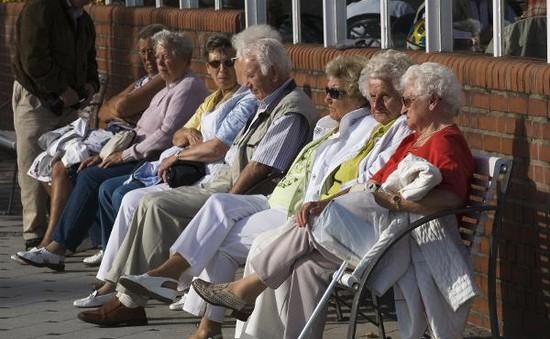 Đức: Dân số già hóa làm giảm sút tiềm năng tăng trưởng kinh tế