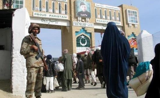 Pakistan mở lại cửa khẩu Chaman với Afghanistan