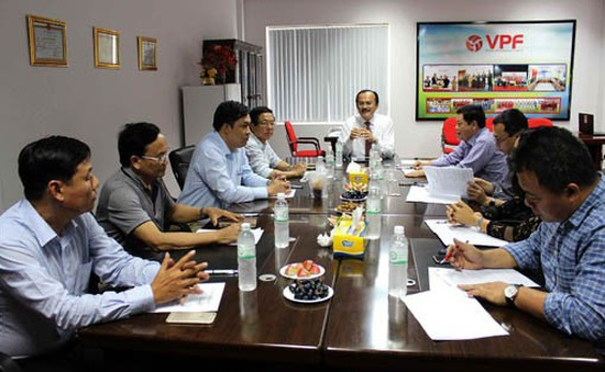 NÓNG: VPF nhập cuộc phân phối công tác trọng tài