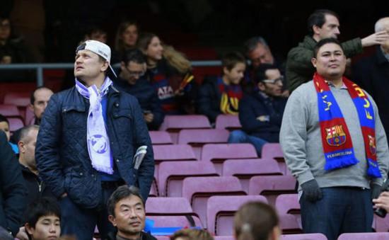 Cứ 10 người Catalan thì có 1 người hâm mộ Real Madrid