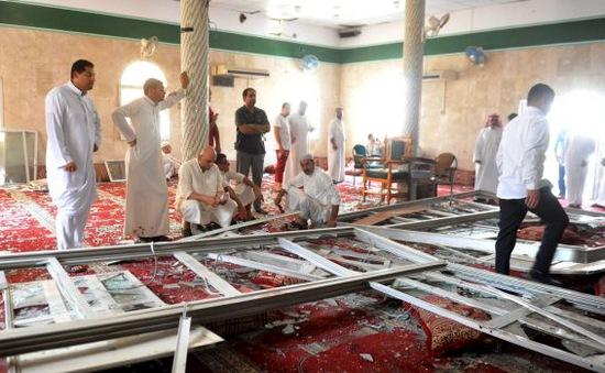 Bắt giữ 46 kẻ tình nghi đánh bom đền thờ Tiên tri ở Saudi Arabia