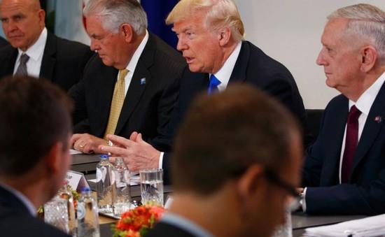 Mỹ - EU tìm cách thu hẹp bất đồng