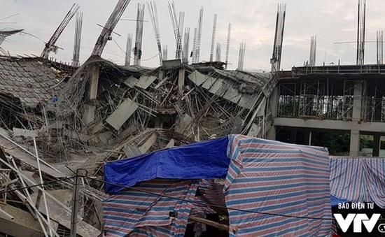 Xác định nguyên nhân sơ bộ dẫn đến vụ sập trường mầm non Vườn Xanh ở Hà Nội