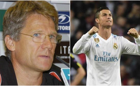 Thầy cũ kể lại quyết định thay đổi sự nghiệp của Ronaldo
