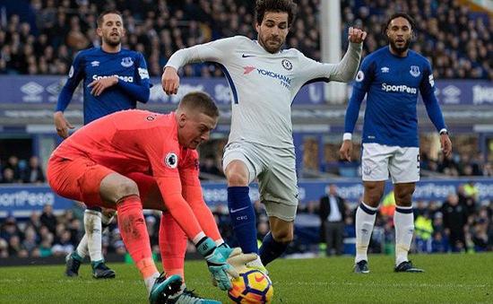 Vòng 19 Ngoại hạng Anh, Everton 0-0 Chelsea: Chia điểm nhạt nhoà