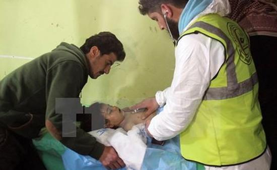 Nga chỉ trích báo cáo điều tra về vụ tấn công khí sarin tại Syria