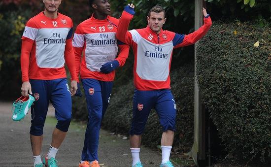 Arsenal đón tin cực vui về nhân sự