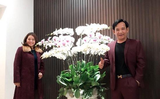 Mừng xuân Đinh Dậu, nghệ sỹ Quang Tèo chuyển về nhà mới khang trang