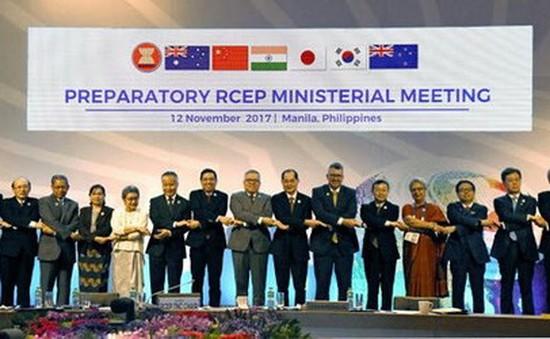 Các lãnh đạo RCEP nhất trí nỗ lực nhằm đạt được thỏa thuận trong 2018