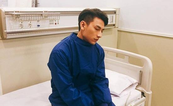 Kiệt sức vì giá lạnh, Isaac phải nhập viện tại Hàn Quốc