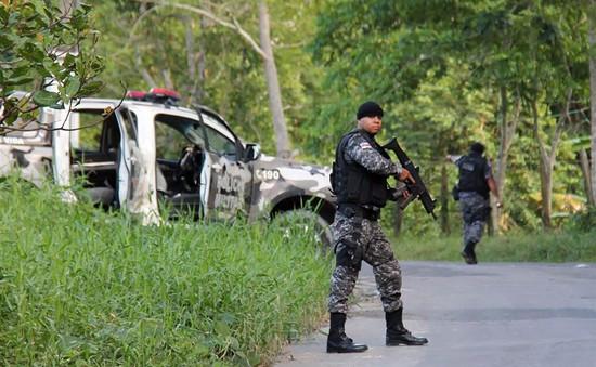 Bạo loạn nhà tù ở Brazil, 60 người thiệt mạng