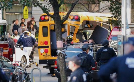 """Hồ sơ """"đen"""", nghi phạm khủng bố New York vẫn được Uber tuyển dụng"""