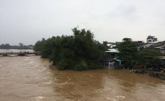 Tin lũ khẩn cấp trên các sông