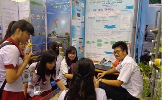 TP.HCM: Phát huy sáng tạo cho học sinh qua dự án công nghệ