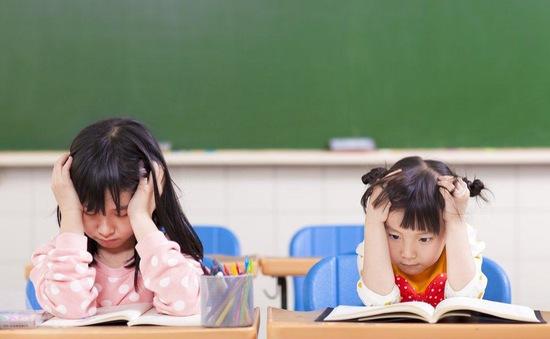 Stress gây hại cho sự phát triển của trẻ