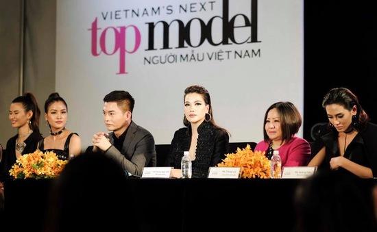 Trương Ngọc Ánh tự tin ngồi ghế giám khảo Vietnam's Next Top Model 2017 All Stars