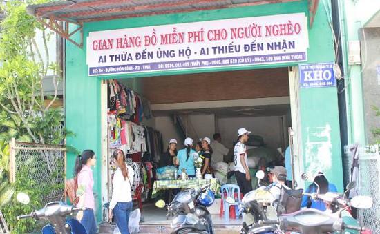 Bạc Liêu: Ấm lòng cửa hàng miễn phí dành cho người nghèo
