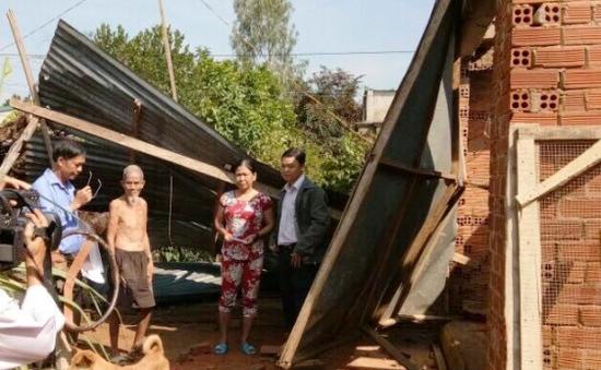 Khẩn trương khắc phục thiệt hại do lốc xoáy ở Bình Thuận