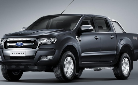 10 mẫu xe bán chạy nhất tháng 4: Ford Ranger soán ngôi Toyota Vios