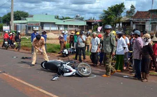 Tai nạn giao thông ở khu vực nông thôn diễn biến phức tạp