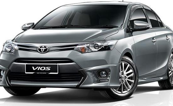 10 mẫu xe bán chạy nhất tháng 5: Toyota Vios giành lại ngôi số 1