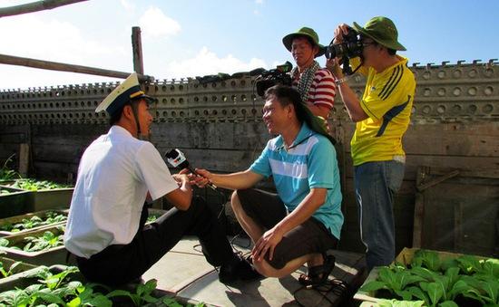 """Thể lệ cuộc thi ảnh chủ đề """"Những người làm truyền hình"""" tại Liên hoan Truyền hình toàn quốc lần thứ 37"""