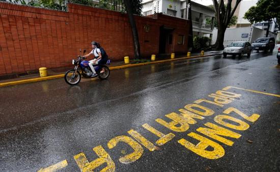 Đại sứ quán Tây Ban Nha tại Venezuela bị tấn công