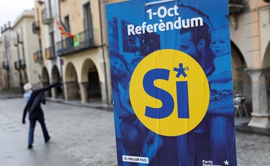 Giải quyết khủng hoảng Catalonia qua bầu cử