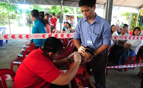 Đà Nẵng: Tặng 1.000 máy trợ thính cho trẻ em