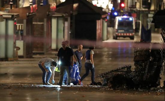 Vụ khủng bố ở Tây Ban Nha: Truy lùng nghi can duy nhất còn lẩn trốn