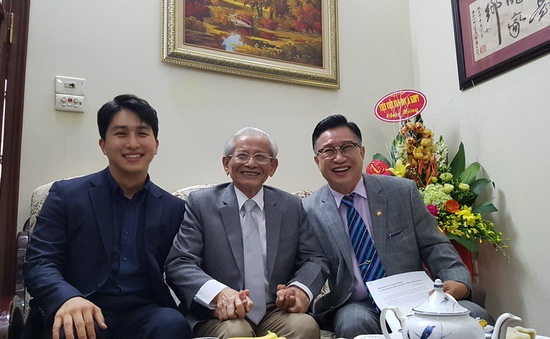 Hành trình tìm về nguồn cội của hậu duệ dòng họ Lý gốc Việt tại Hàn Quốc